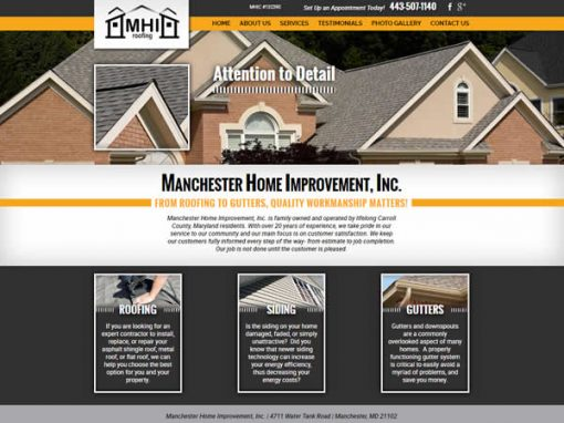 Manchester Home Improvement