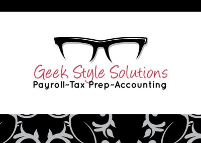 The Geek Style – Accounting/Bookkeeping/Tax Services